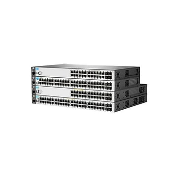 HP 2530-8 Ethernet Switch, 8 Port