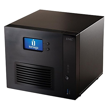 Lenovo Iomega Serial ATA Network Attached Storage Server, 4-Bay 8TB