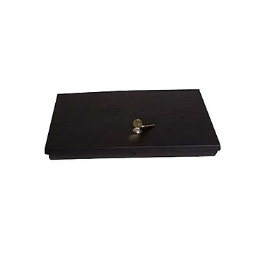APG Cash Drawer® PK-14L-R-BX Steel Locking Till Cover