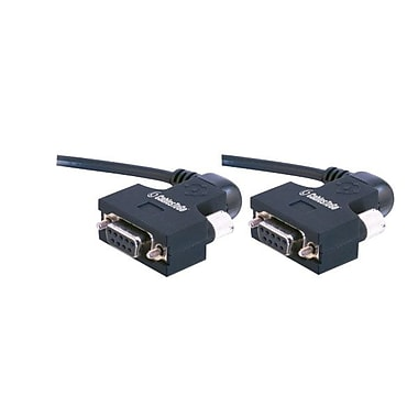 C2G™ Serial270™ 1' Null Modem Cable