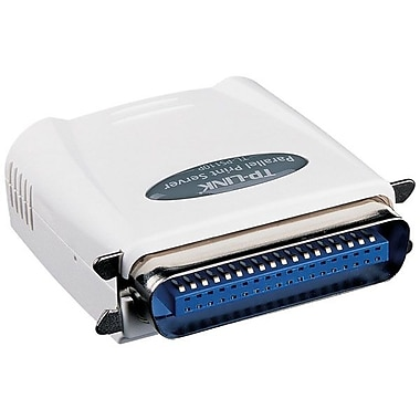 TP-LINK® Single Parallel Port Fast Ethernet Print Server