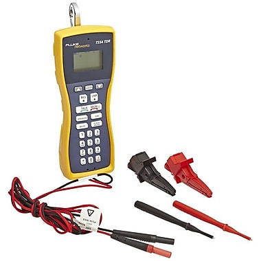 Fluke Networks® TS54 PRO LCD Button Test Set