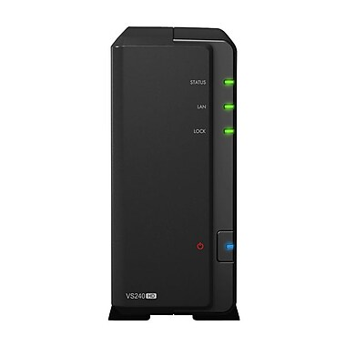 Synology® VS240HD PC Less Surveillance Solution Visualstation