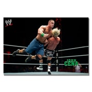 Trademark Fine Art Officially Licensed WWE John Cena Canvas 22x32 Inches