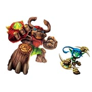 RoomMates Skylanders Giants Tree Rex and Stealth Elf Peel and Stick Giant Wall Decal