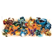 RoomMates Skylander Giants Burst Peel and Stick Wall Decal