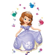 RoomMates Sofia the First Peel and Stick Gaint Wall Decal