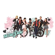 RoomMates Teen Beach Movie Livin on the Wild Side Peel and Stick Giant Wall Decal