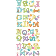 RoomMates Happi Animal Alphabet Dena Designs Peel and Stick Wall Decal