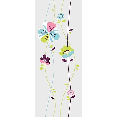 RoomMates Sugar Blossom Peel and Stick Giant Wall Decal
