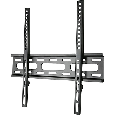 Rocelco® Medium Double Stud Low Profile Wall Mount For 23in.- 46in. Screens Up To 30 Kg/66 lbs.