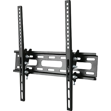 Rocelco® Medium Double Stud Tilt TV Mount For 23in.- 46in. Screens Up To 30 Kg/66 lbs.