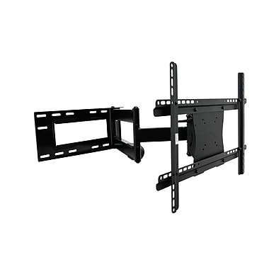 Rocelco® Large Double Articulated TV Mount For 37in. - 61in. Screens Up To 68.2 Kg/150 lbs.