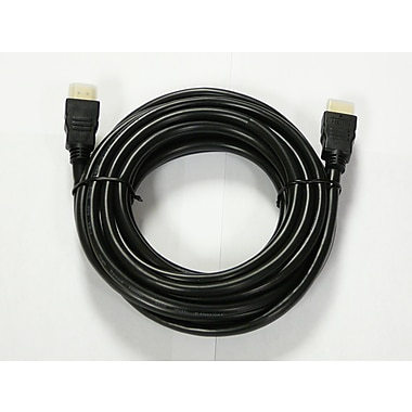 Rocelco HD 10M 32.8' HDMI Cable, Black