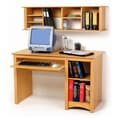 Prepac™ Computer Desk, Maple