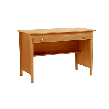 Prepac™ Contemporary Computer Desk, Maple