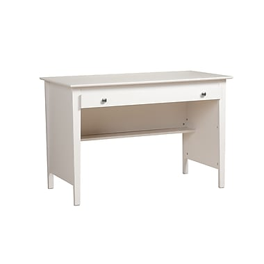 Prepac™ Contemporary Computer Desk, White
