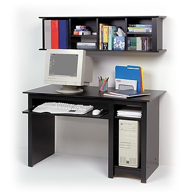 Prepac™ puter Desk Black