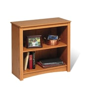 Prepac 31.5'' 2-Shelf Bookcase, Oak (ODL-3229)
