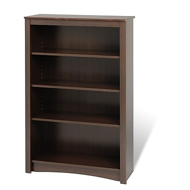 Prepac™ 4 Shelf Bookcases