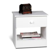 Prepac™ 19.75 Edenvale Drawer Nightstand, White