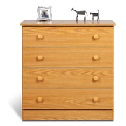 Prepac™ 31.75 Edenvale 4 Drawer Chest, Oak