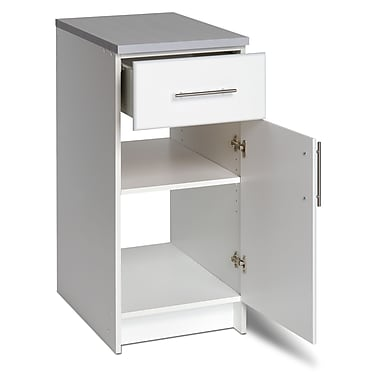 Prepac™ 36in. Elite 16in. Base Cabinet, White