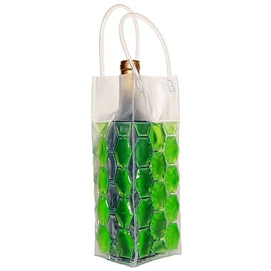 Natico 4-Sided Wine Cooler Bag, Green