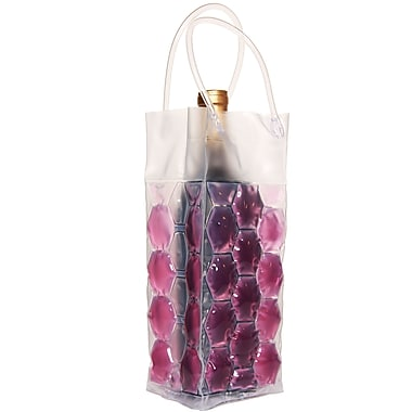 Natico 4-Sided Wine Cooler Bag, Purple