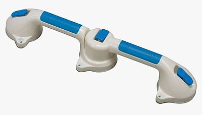 """""DMI 24"""""""" Dual Grip Suction Cup Grab Bar"""""" 276566"