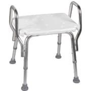 DMI® Shower Chair Without Backrest, 350 lbs.