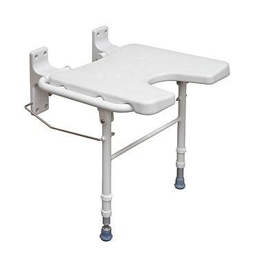 HealthSmart™ Foldaway Bath Seat, 250 lbs.