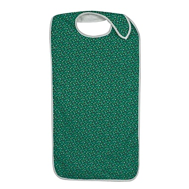 DMI® Polyester/Cotton Mealtime Protector, Fancy Green