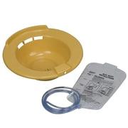 DMI® Portable Bidet/Sitz Bath, Yellow, 1/Bag
