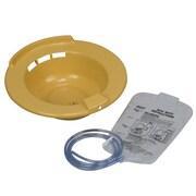 DMI® Portable Bidet/Sitz Bath, Yellow, 1/Box