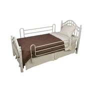 DMI® Steel Adjustable Bed Rails, One Pair