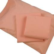 """DMI® 36"""" x 80"""" Hospital Bed Sheet Set, Peach"""