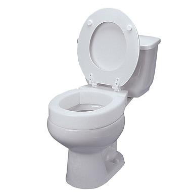 DMI® Standard Hinged Toilet Seat, 300 lbs.
