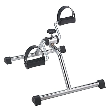 DMI® Assembled Pedal Exerciser, Black/Steel