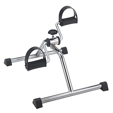 DMI® Knock Down Pedal Exerciser, Silver