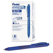 Pentel® Energygel® 1 mm Bold Retractable Roller Gel Pen, Blue