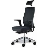 Jesper Office Jesper Office Trina Mesh Executive Office Chair; Black