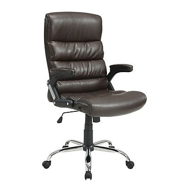 Emerald Home Furnishings Bonded Leather Office Chair
