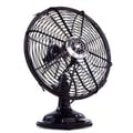 Ecco Black Desk Fan