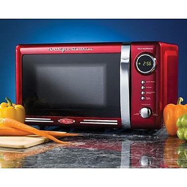 Nostalgia Electrics Retro Series Microwave Oven