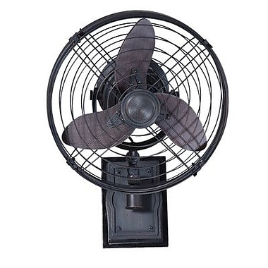 Ellington 14'' 3 Blade Outdoor Wall Fan