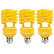 Globe Electric Company 23W Yellow CFL Light Bulb