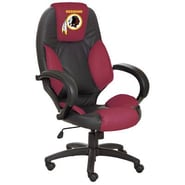 Tailgate Toss NFL Officially Licensed High-Back Office Chair; Washington Redskins