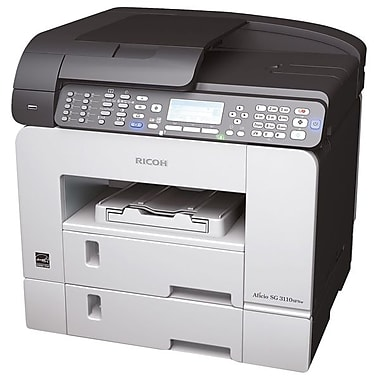 Ricoh SG 3110SFNw GelSPrinter Multifunction Printer