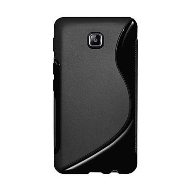 Amzer® TPU Hybrid Case For Samsung GALAXY, Black
